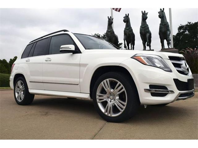 Picture of '13 Mercedes-Benz GLK350 located in Fort Worth Texas - $18,900.00 - OMF7