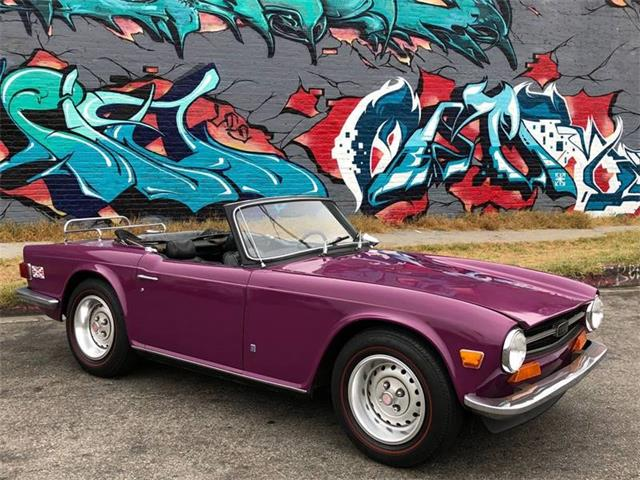 Picture of '73 TR6 - OMFE