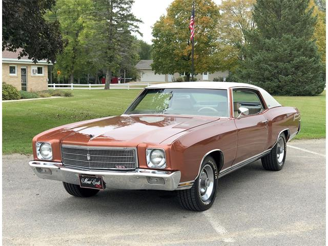 Picture of '71 Monte Carlo - OMFX