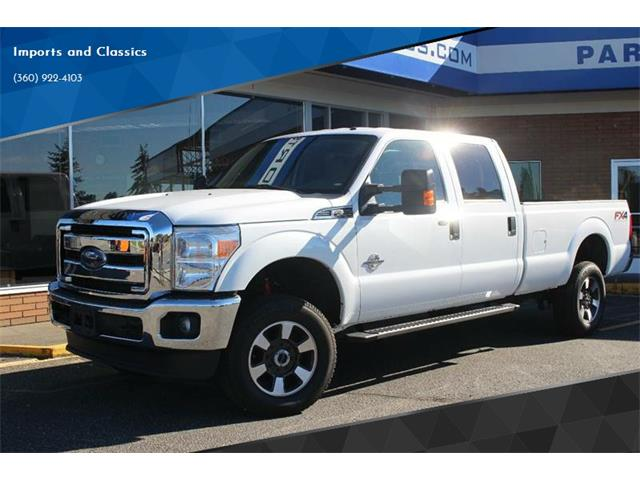 Picture of '16 F350 - OMG0