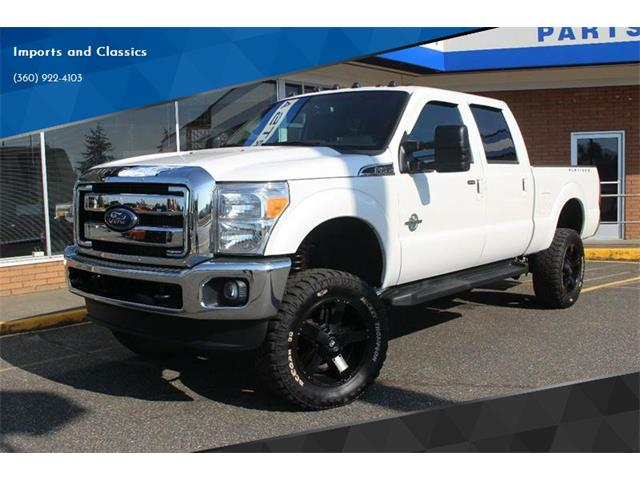 Picture of '15 F350 - OMG2
