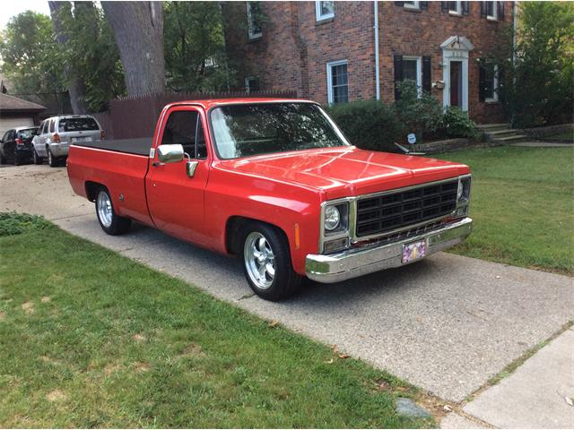 Picture of '77 C10 - OMG9