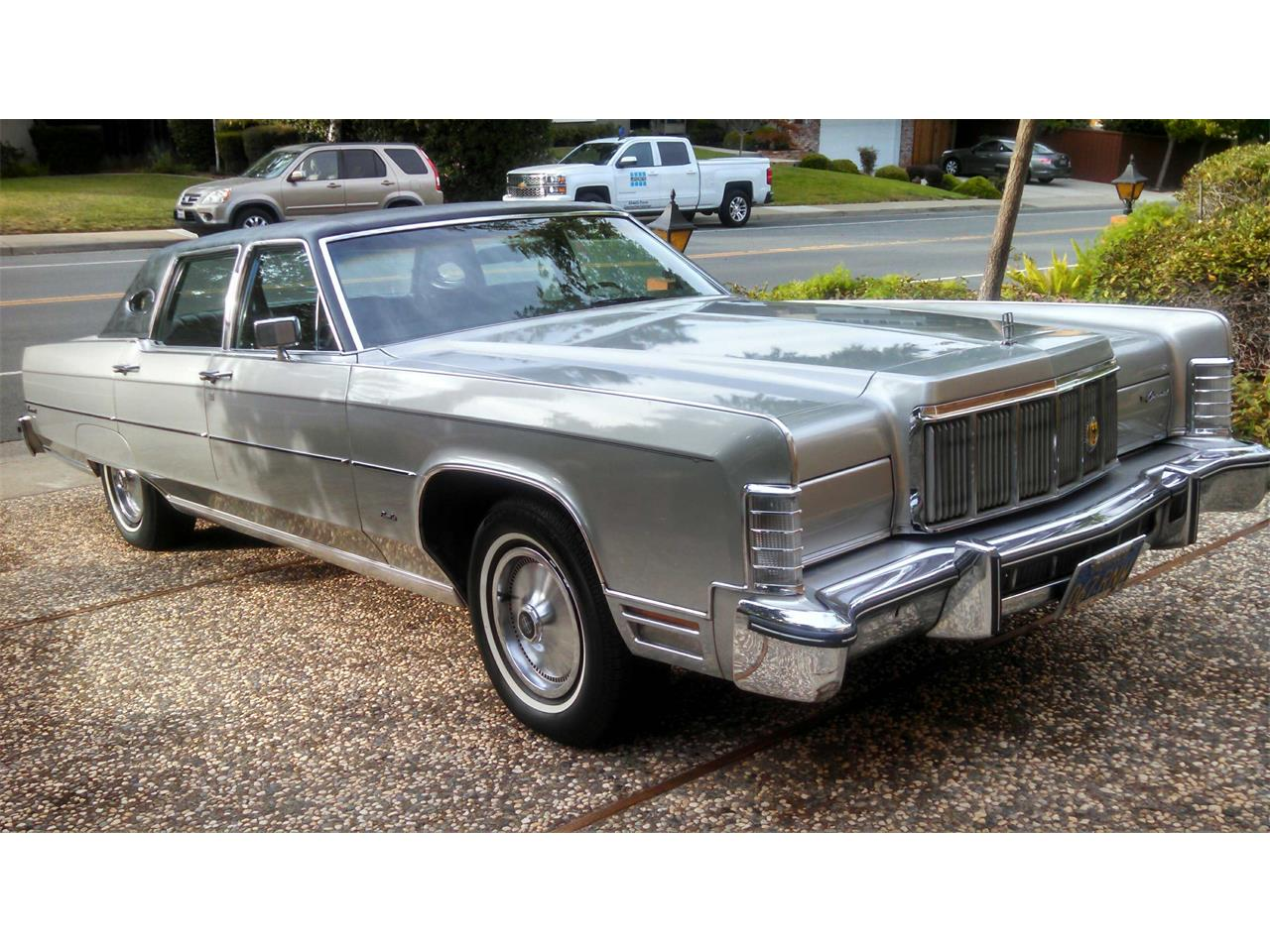 1976 Lincoln Town Car For Sale Classiccars Com Cc 1148848