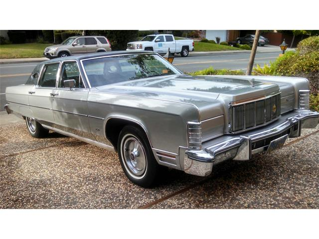 Classic Lincoln Town Car For Sale On Classiccars Com Pg 2