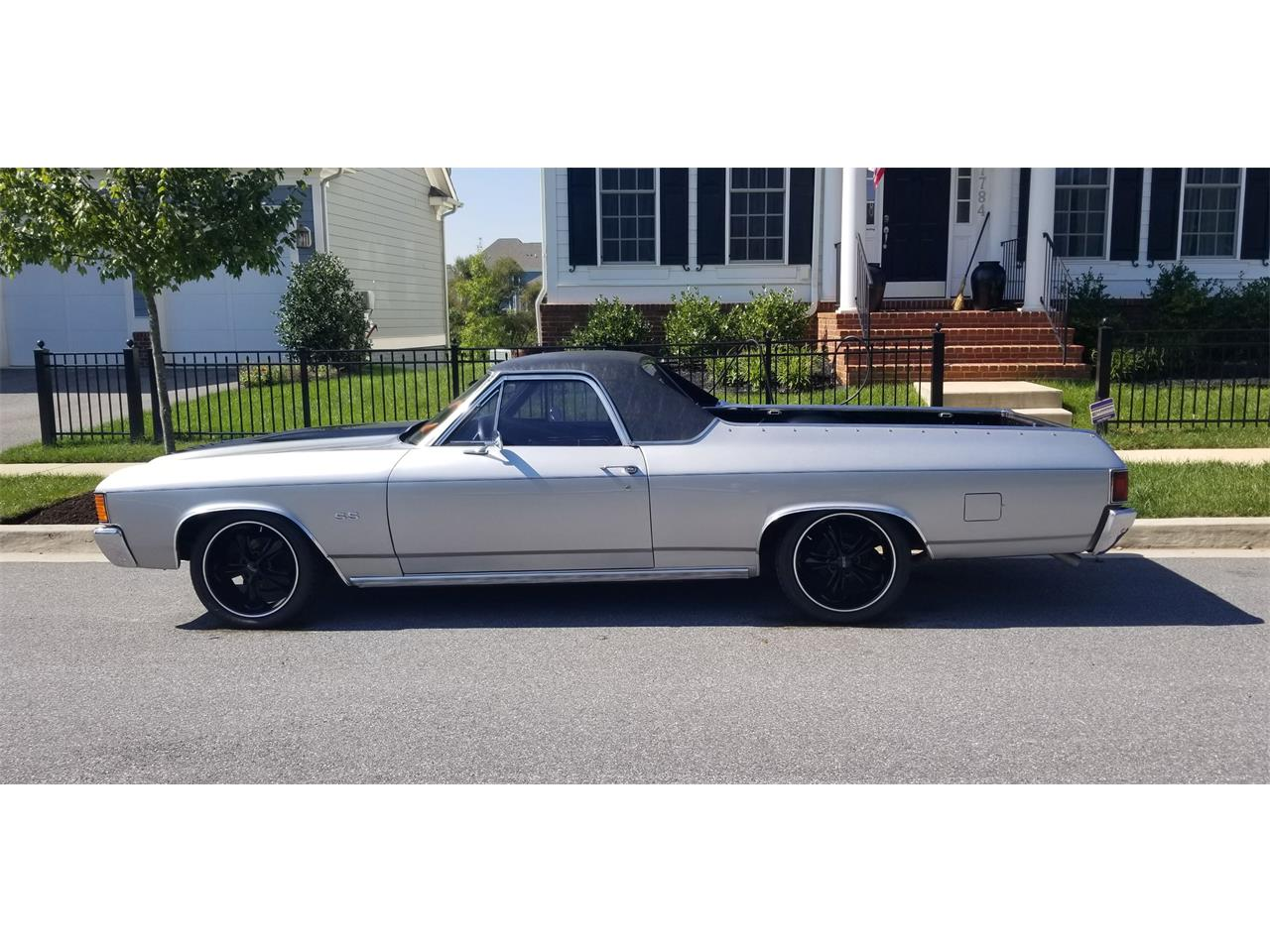 Large Picture of '72 El Camino - OMH4