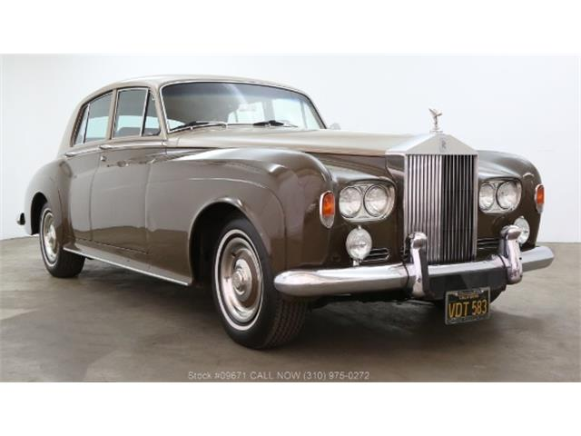 Picture of '65 Silver Cloud - OMHA