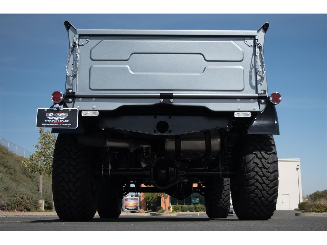 Large Picture of '52 Power Wagon - OMHG