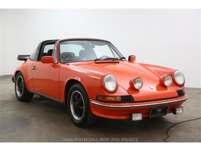 Picture of '73 911E located in Beverly Hills California Offered by  - OMHQ