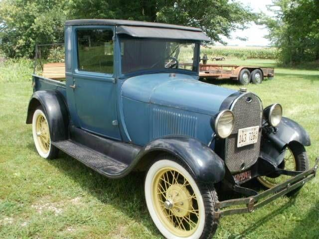 Picture of '29 Model A - OMIO