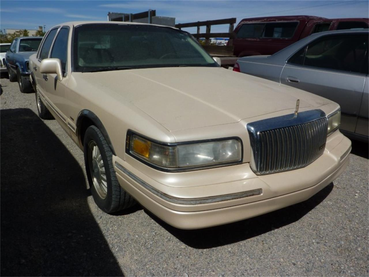 1997 Lincoln Town Car For Sale Classiccars Com Cc 1148937