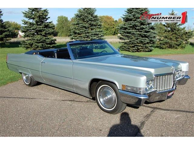 Picture Of 70 Deville Omja 1970 Cadillac