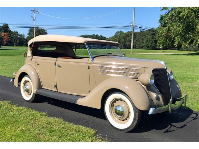 Picture of '36 Ford Phaeton - $29,500.00 Offered by  - OMJG