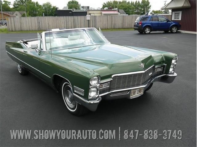 Picture of Classic 1968 Cadillac DeVille - $31,900.00 Offered by  - OMJY