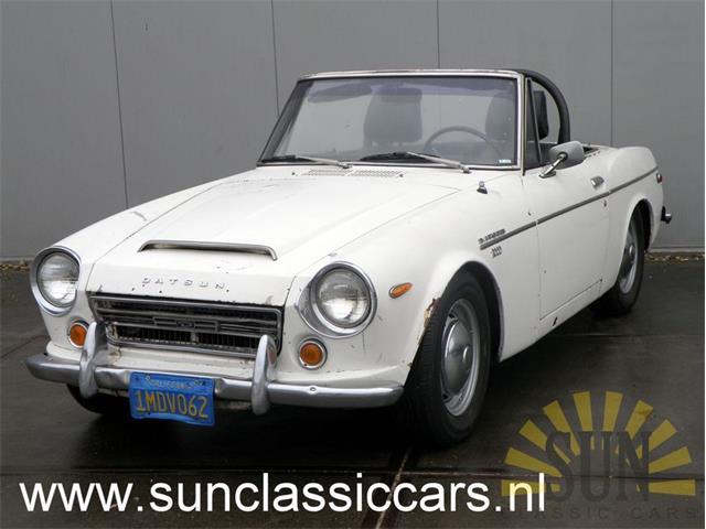 1969 Datsun Fairlady