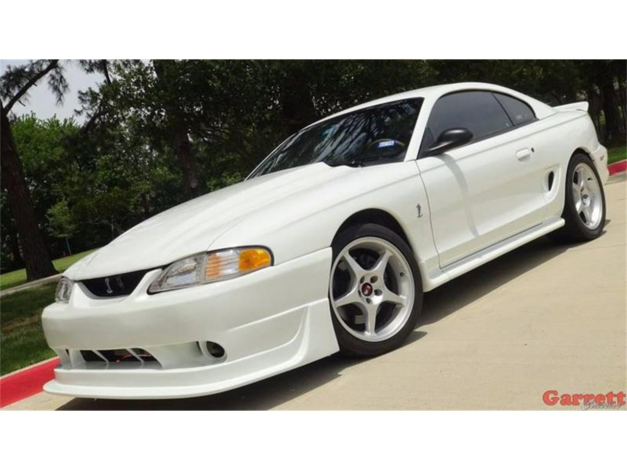 For sale 1996 ford mustang svt cobra in lewisville texas