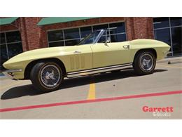 Picture of Classic '65 Chevrolet Corvette located in Texas - $95,000.00 Offered by Garrett Classics - OMKM