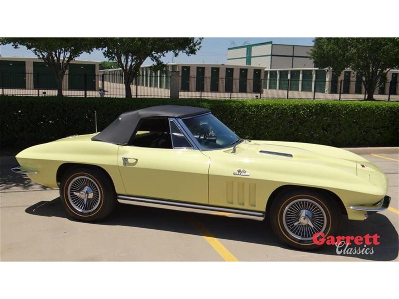 Large Picture of 1965 Corvette Offered by Garrett Classics - OMKM