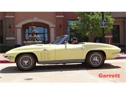 Picture of Classic '65 Corvette located in Texas Offered by Garrett Classics - OMKM