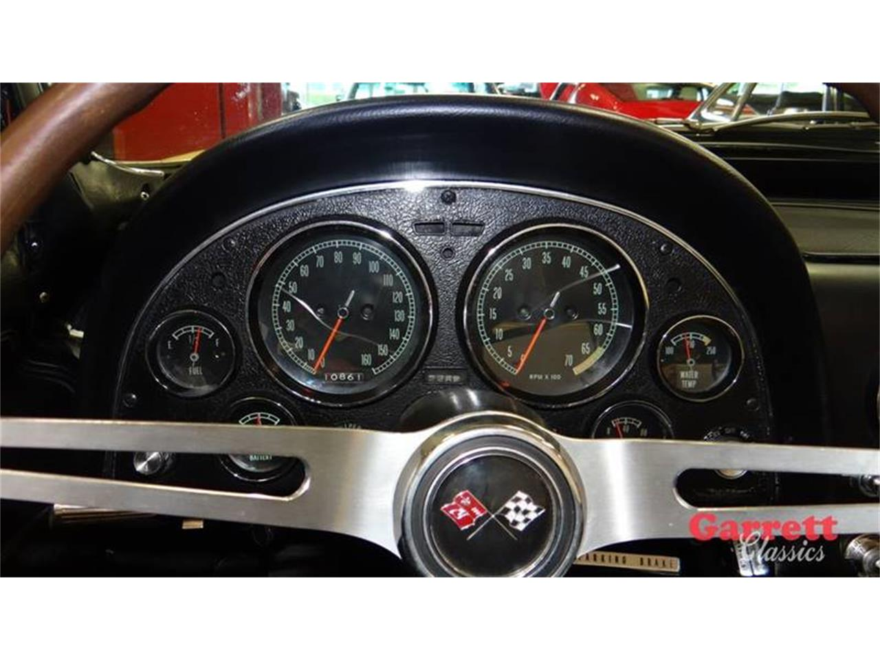 Large Picture of Classic '65 Chevrolet Corvette located in Texas Offered by Garrett Classics - OMKM