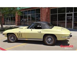 Picture of 1965 Chevrolet Corvette located in Texas - $95,000.00 - OMKM