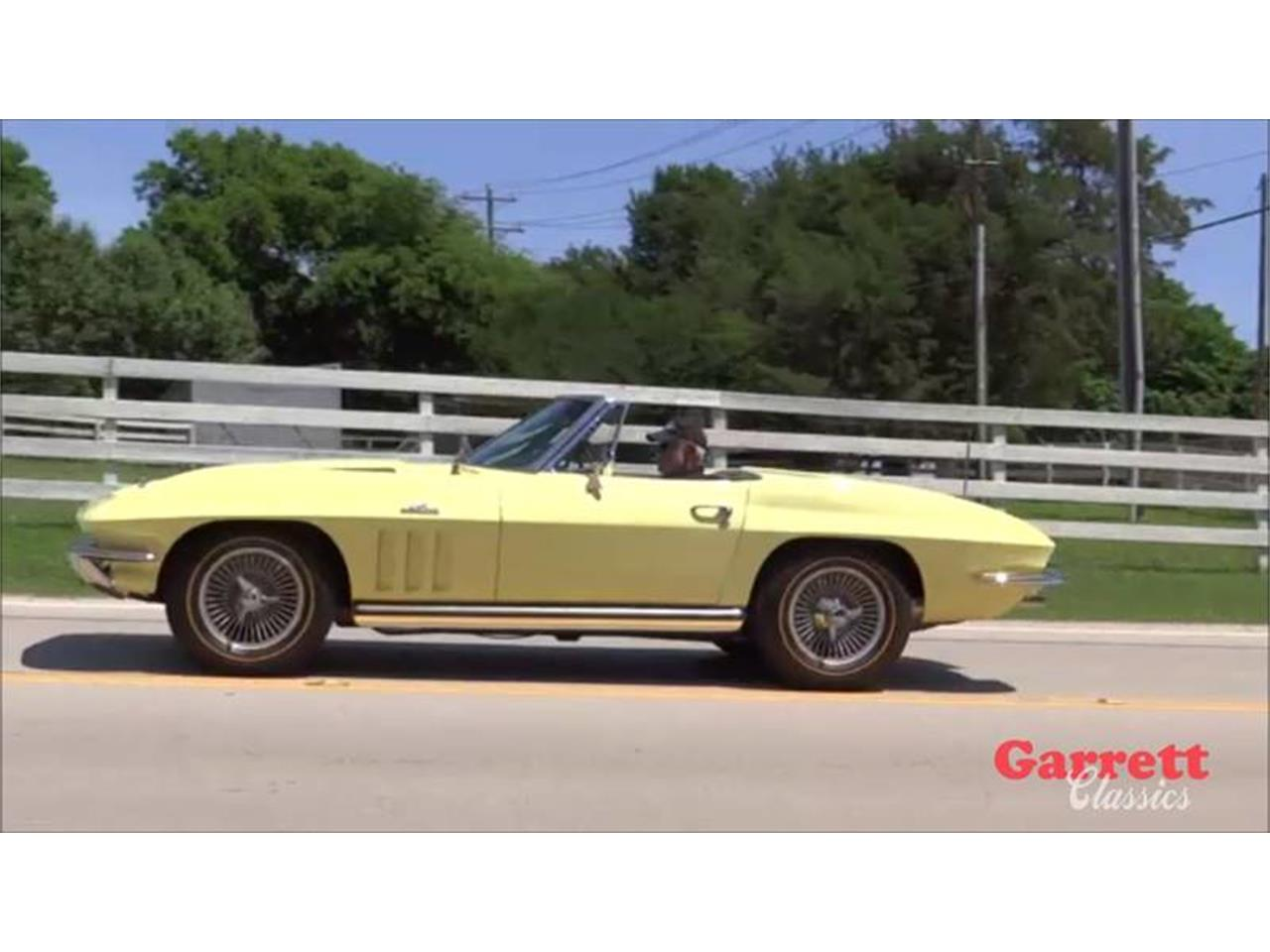 Large Picture of 1965 Corvette located in Texas - $95,000.00 Offered by Garrett Classics - OMKM
