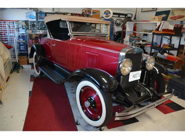 Picture of Classic 1929 Chevrolet Roadster Restored located in Missouri Auction Vehicle - OFMX