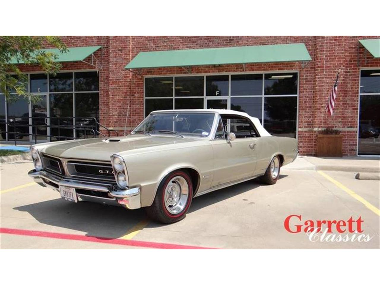 Large Picture of '65 GTO - OMKX