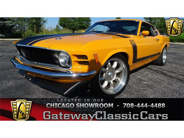 Picture of Classic '70 Mustang located in Crete Illinois - $165,000.00 - OGBQ