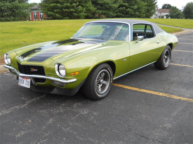 1970 Chevrolet Camaro For Sale On Classiccars Com