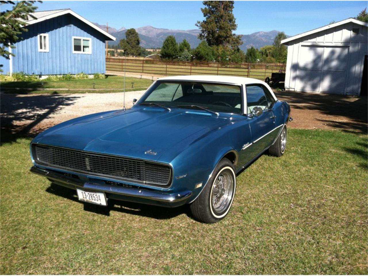 1968 Chevrolet Camaro Rs For Sale Cc 1149031 327 Large Picture Of Classic 2500000 Offered By A Private Seller Omlj
