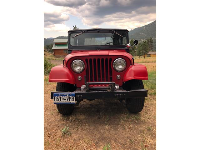 Picture of Classic '62 Willys Jeep - $12,000.00 - OMLO