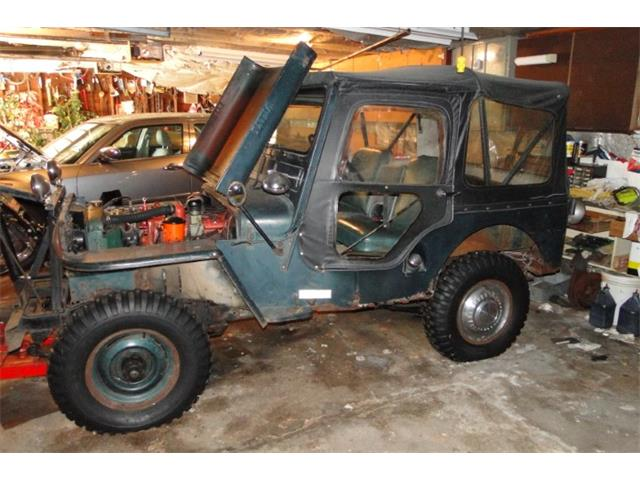 Picture of 1952 Jeep located in Prior Lake Minnesota - $5,900.00 Offered by  - OMLV