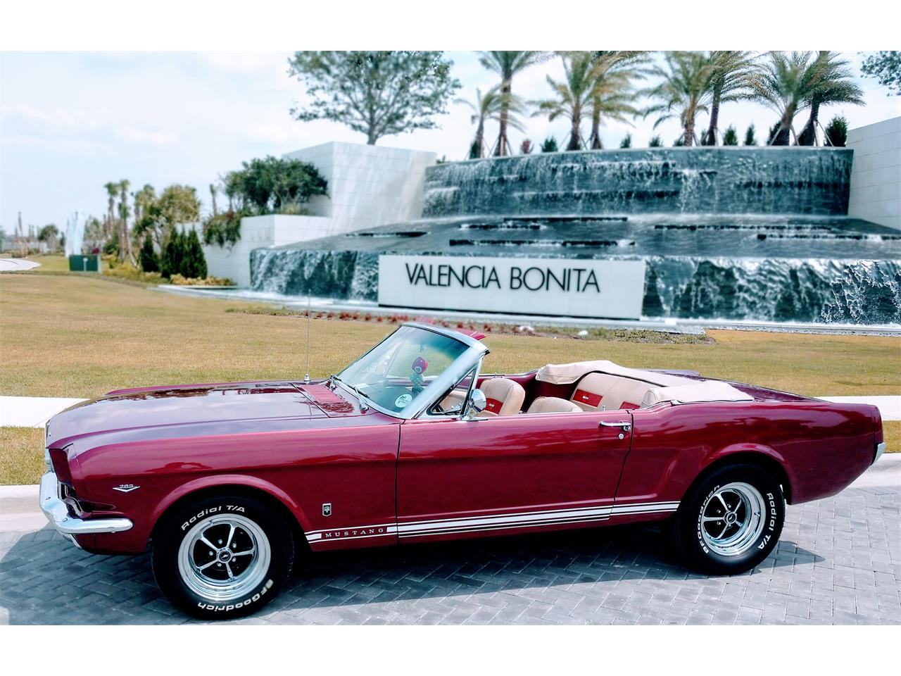 Large picture of classic 66 ford mustang gt located in florida 37000 00 offered by