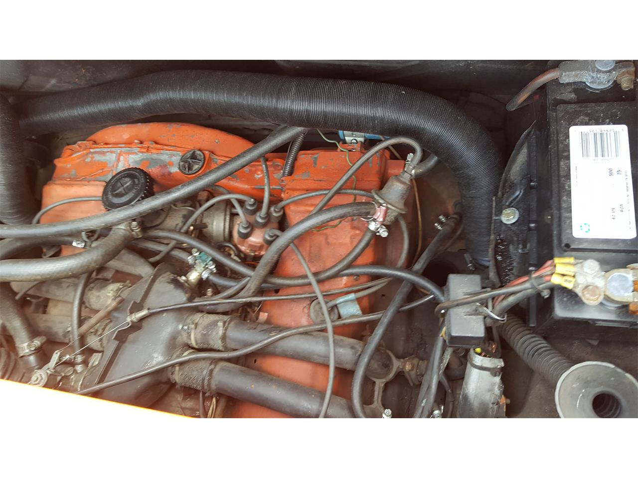 1975 Porsche 914 For Sale Cc 1149047 Engine Wiring Large Picture Of 75 Omlz