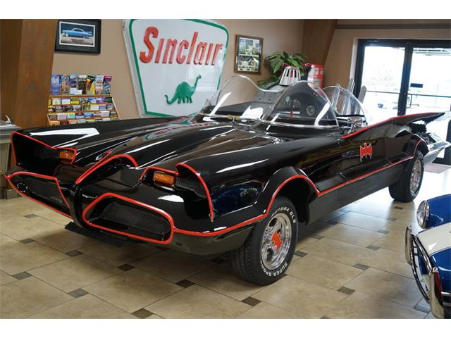 Picture of '66 Batmobile - OGBU