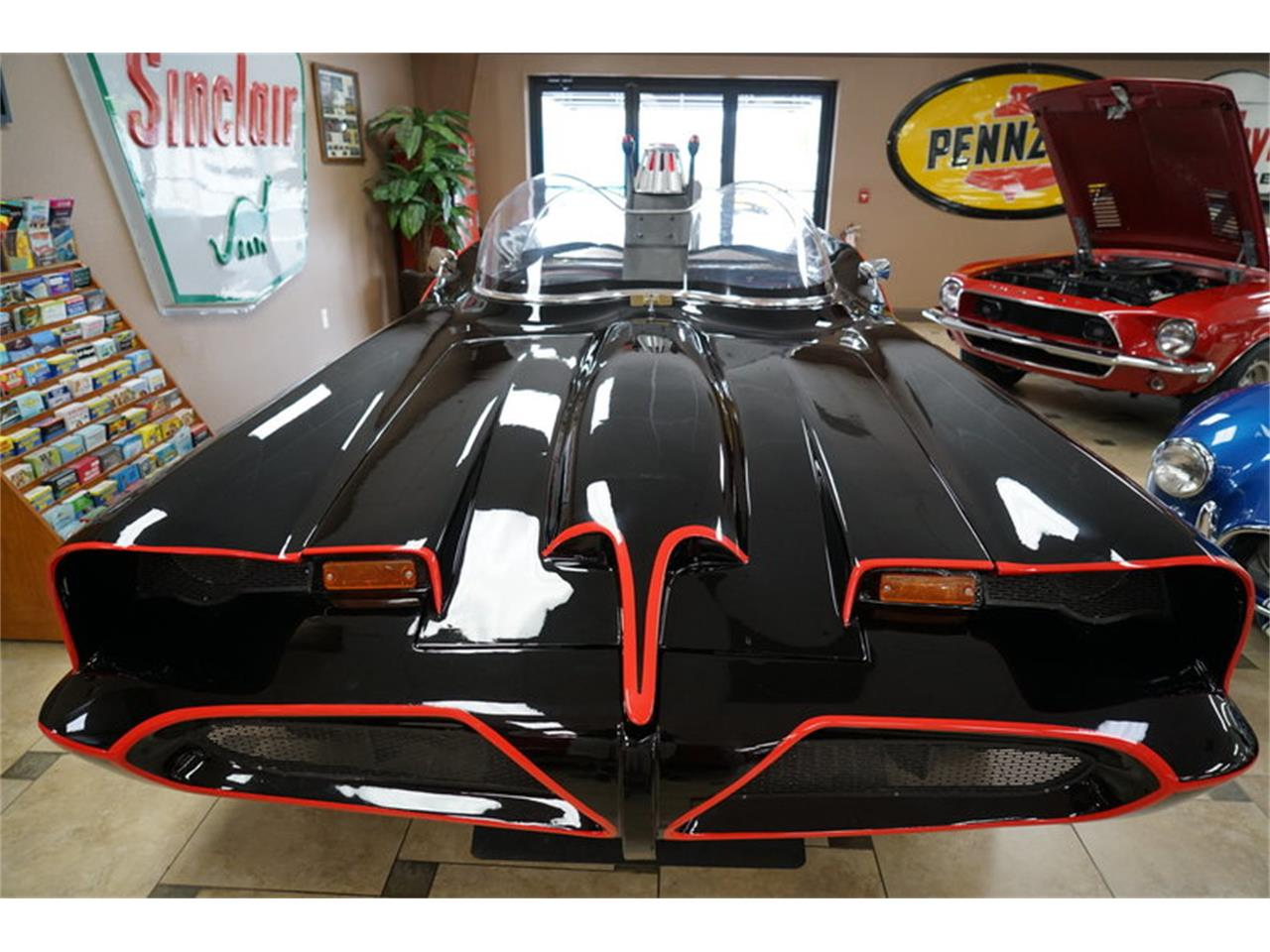Custom Batmobile For Sale ClassicCarscom CC - Car show venice florida