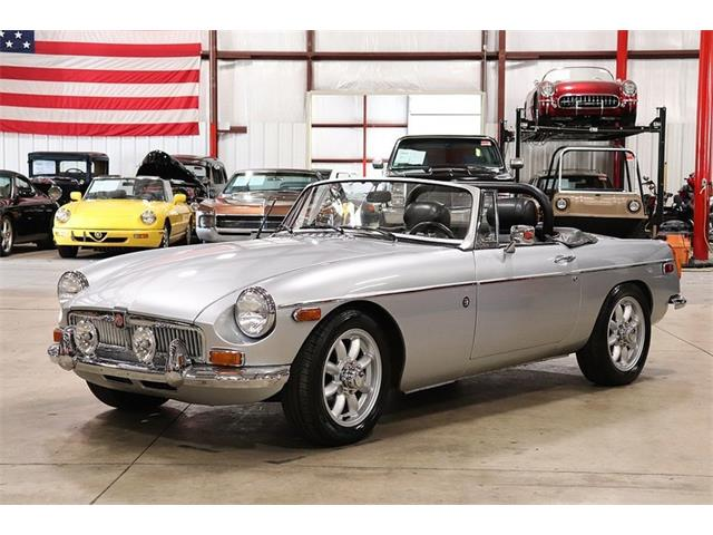 Picture of '74 MGB - OMMG
