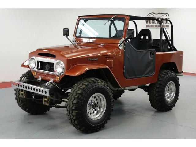 Picture of '70 Toyota Land Cruiser FJ - $18,900.00 Offered by  - OMMP