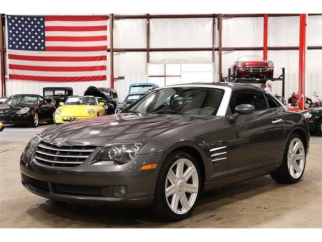 Picture of '04 Chrysler Crossfire located in Michigan Offered by  - OMMR