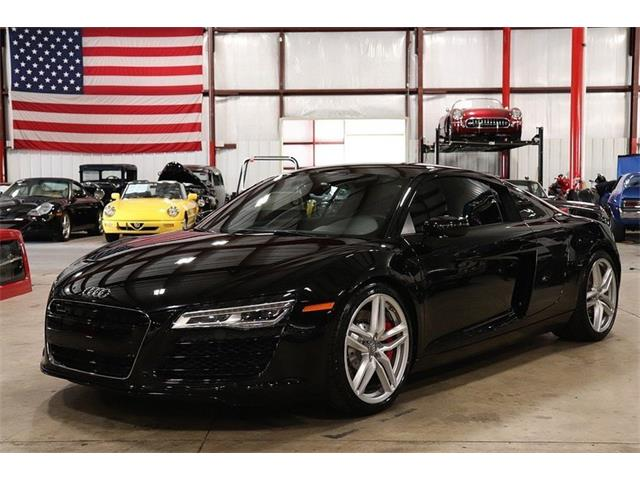 Picture of '15 R8 - OMMX