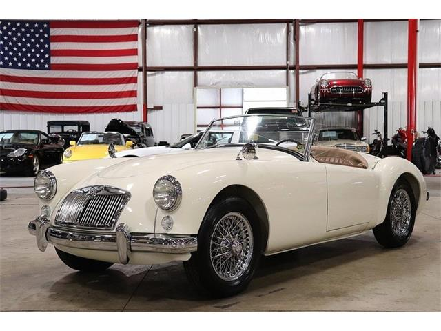 Picture of '57 MGA - OMMY