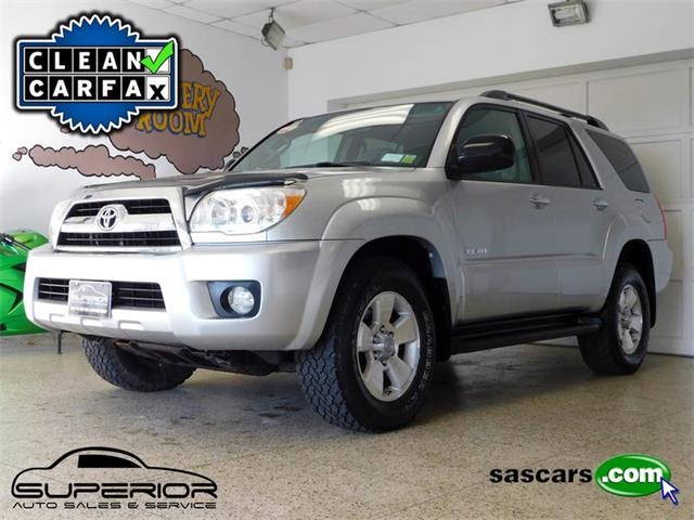 Picture of '07 4Runner - OMNA