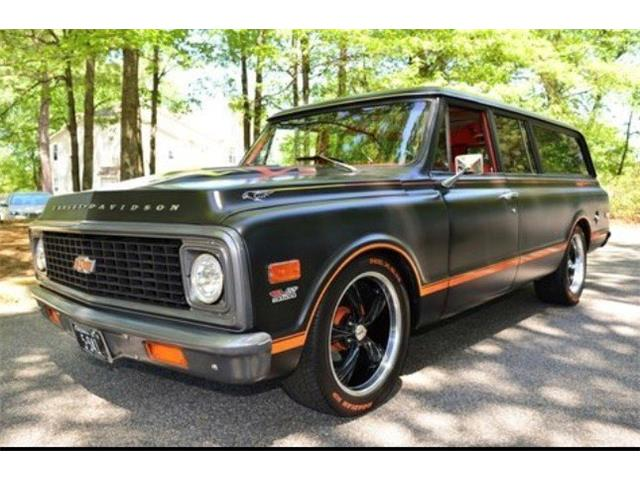Picture of '72 Suburban - OMNZ
