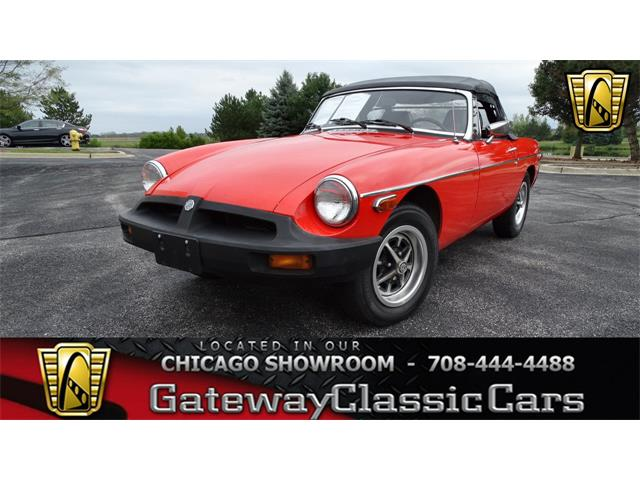 Picture of '79 MGB - OMOI