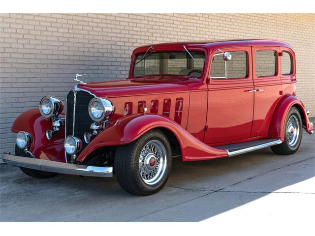 Picture of Classic '33 Buick 60 Auction Vehicle Offered by  - OMOQ