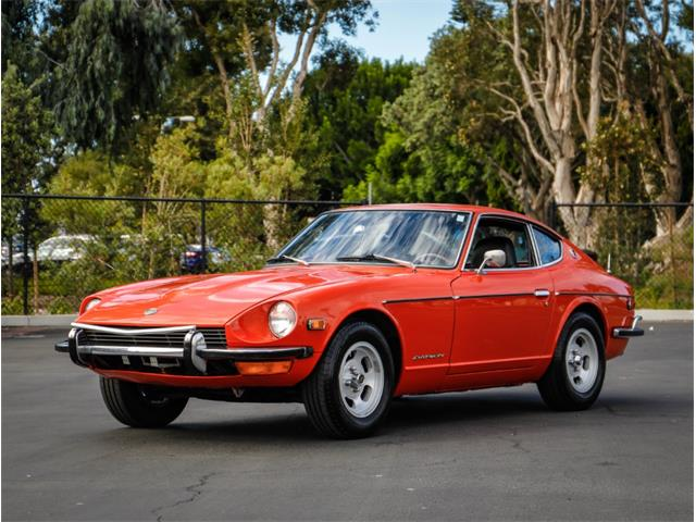 Picture of 1972 Datsun 240Z located in California - OMOT