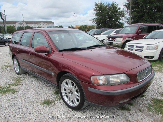 Picture of '01 V70 - OMP6
