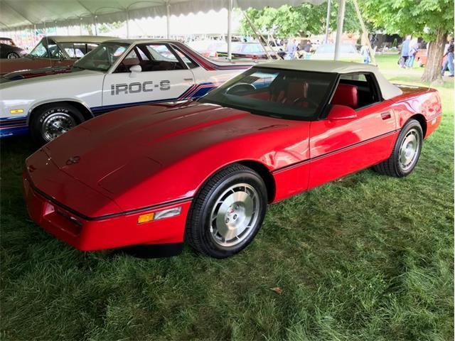 Picture of '86 Corvette - OMPO