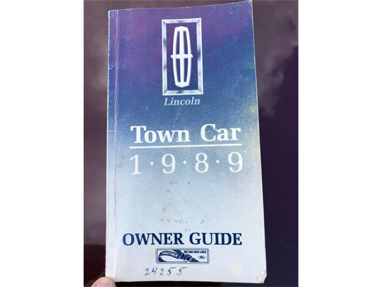 Large Picture of '89 Town Car - OMPQ