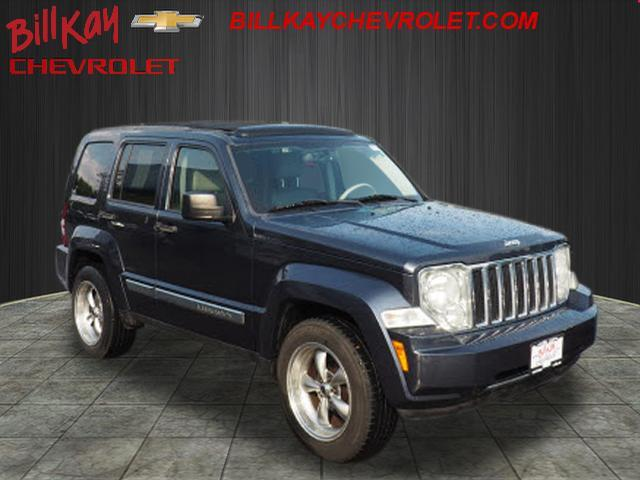 Picture of '08 Jeep Liberty Offered by  - OMPU